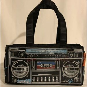 Vintage Parcel For Steve Madden Boombox Purse